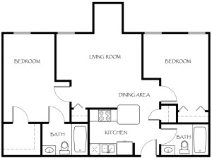 326-Ames-Privilege-Floor-Plan-2-Bedroom-2-Bathroom