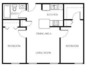 327-Ames-Privilege-Floor-Plan-2-Bedroom-1-Bathroom
